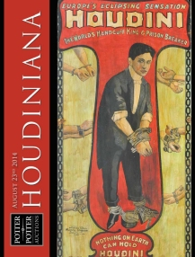 Potter & Potter Houdini Auction Catalog
